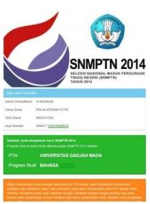 004-Berita Pendidikan-Pengumuman Hasil SNMPTN