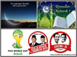001-Ceramah Ustad Yusuf Mansur Antara Berita Capres 2014 dan Piala Dunia , Harus Ingat Piala Akhirat (Ramadhan)